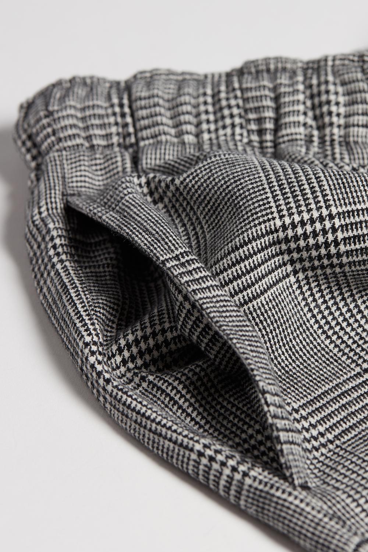 glen check - principe di galles pajamas bottoms by intimissimi